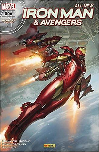 All-new iron man & avengers nº 6