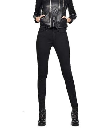Super Raw Skinny Jeans High Waist Shape Star Femme G xoeBrCd