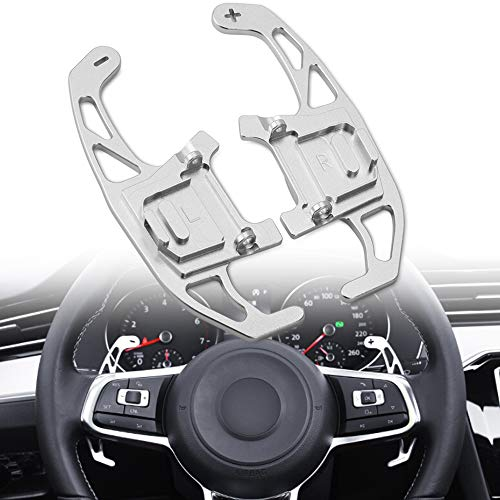DSG Steering Wheel Shift Paddles Shifters Replacement Kit fit For VW Volkswagen Golf MK7 GTI R R-line Scirocco - Vw Shifter