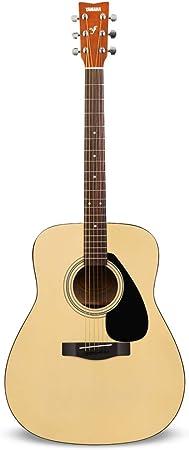Yamaha F310 Guitarra Acústica – Guitarra Folk 4/4 de madera, 63.4 ...