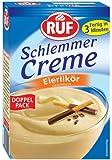 Ruf Schlemmercreme Eierlikör-Geschmack, 10 er Pack (10 x 2 Beutel)