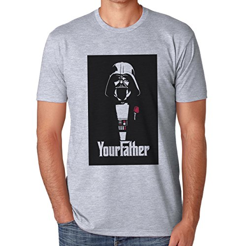 Darth Vader Your Father Star Wars Poster Herren T-Shirt