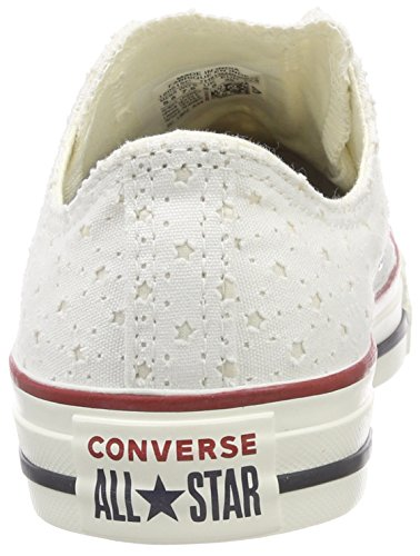 Navy White Athletic Garnet Baskets CTAS White Adulte Athletic Blanc Garnet Navy Mixte Converse 102 Ox n4OTX0