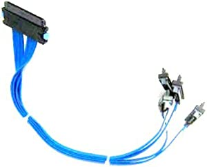 Dell PowerEdge 840 4 port SAS Cable CJ027
