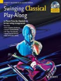 Swinging Classical Play-along for Violin (Schott Master Play-along Series)