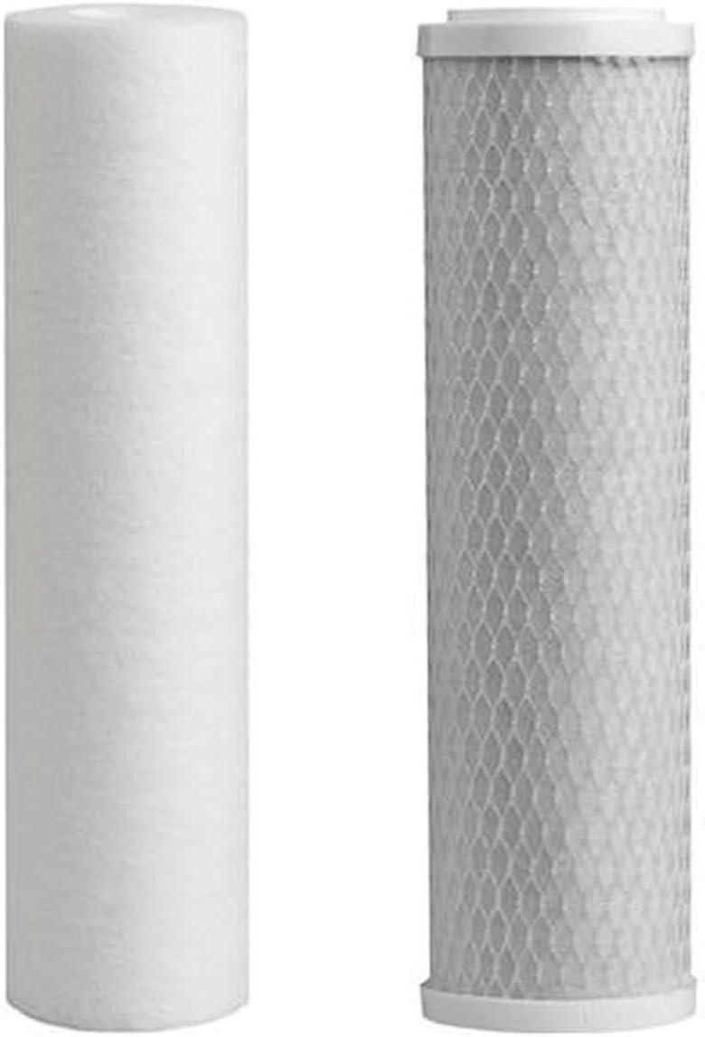 Watts Premier WP560038 Standard 10 Inch 4-Stage Bi-Annual Filter Kit