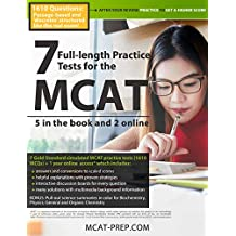 MCAT Test Guides