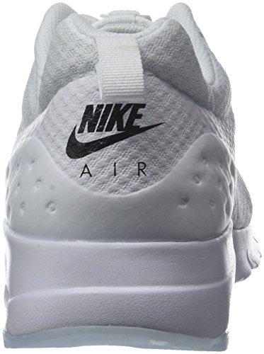 110 black Motion White Uomo Max Ginnastica White Scarpe Nike LW Air Bianco da q17p1Sn