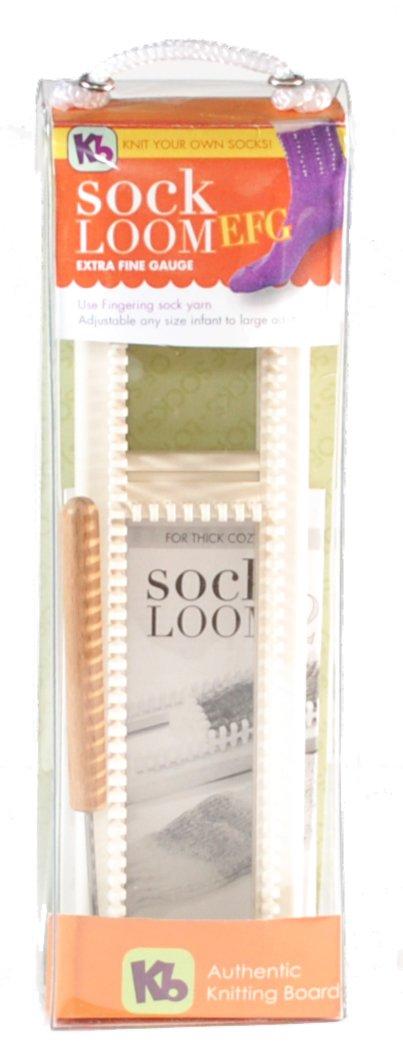 Authentic Knitting Board Sock Loom Extra Fine Gauge KB4455