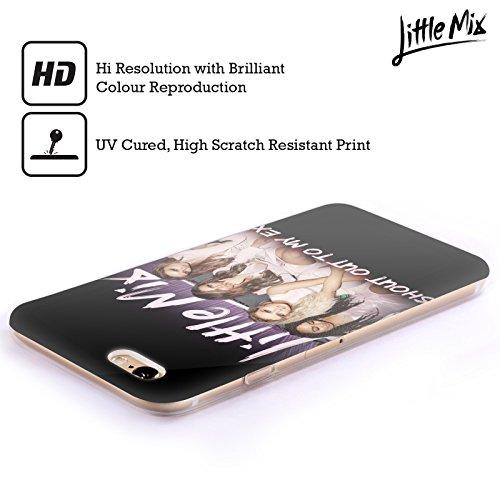 Officiel Little Mix Shout Out To My Ex Art Étui Coque en Gel molle pour Apple iPhone 5 / 5s / SE