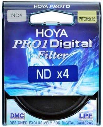 Hoya Pro1D ND4PD72 Filtre /Ø 72.0 mm