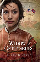 Widow of Gettysburg (Heroines Behind the Lines Book 2)