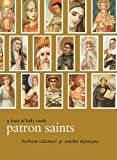 img - for Patron Saints: A Feast of Holy Cards book / textbook / text book