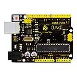 New! Keyestudio UNO R3 Atmega328p Development Board with USB Cable Compatible for Arduino