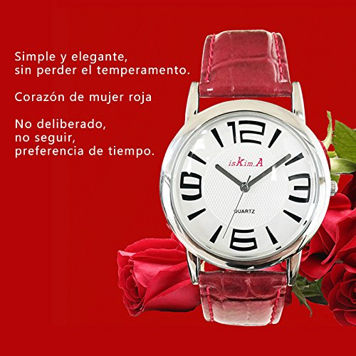 Amazon.com: REMY Danton Authentic Classic Fashion Trend Quartz Watch Female Watch Big Watch face: Watches