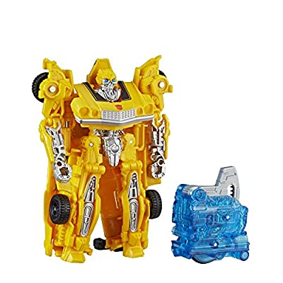 Transformers: Bumblebee -- Energon Igniters Power Plus Series Bumblebee: Toys & Games