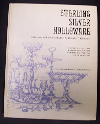 oware: tea and coffee services, pitchers: And candelabra, salts and peppers, desk sets and dressing sets, berry bowls, napkin ... (American historical catalog collection) (Sterling Holloware)