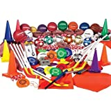 Basketballs Rubber Grades 6 - 8 Fit - N Fun Set