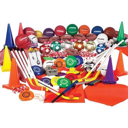 Basketballs Rubber Grades 6 - 8 Fit - N Fun Set
