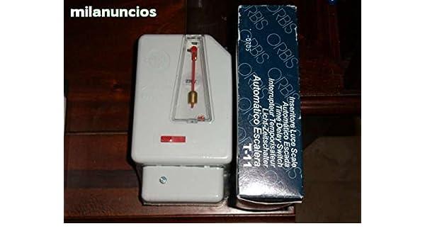 Orbis M5379 - Minutero automatico de escalera t-11: Amazon.es: Bricolaje y herramientas