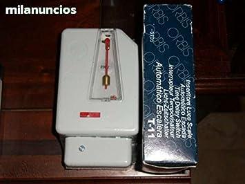 Orbis M5379 - Minutero automatico de escalera t-11: Amazon ...
