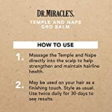 Dr. Miracle's Temple and Nape Gro Balm - For