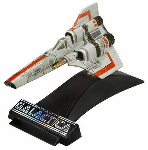 Hasbro Titanium Series Battlestar Galactica 3 Inch Classic Colonial Viper