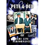 Peter Cook And Dudley Moore - Pete And Dud - Rare Live Performances [DVD]