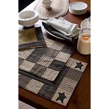 Kettle Grove Patchwork Placemats - Set of 2