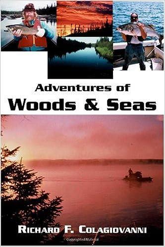 Vapaa digitaalinen elektroniikka ebook-lataus Adventures of Woods and Seas Suomeksi PDF CHM