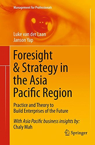 Foresight & Strategy in the Asia Pacific Region: Practice and Theory to Build Enterprises of the Future (Management for Professionals) PDF