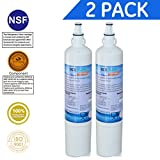 469990 kenmore filter - Icepure RWF1000A 2PACK Refrigerator Water Filter Compatible with LG LT600P, 5231JA2006A,KENMORE 9990