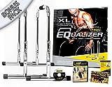 Lebert Fitness Equalizer Frank Medrano Signature Series Chrome XL Bonus Pack