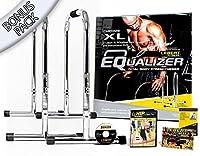 Lebert Fitness Equalizer Frank Medrano Signature Serie Chrom XL Bonus Pack