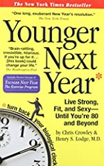 "Announcing the paperback edition of Younger Next Year, the New York Times, USA Today, Wall Street Journal, and Publishers Weekly bestseller, co-written by one of the country's most prominent internists, Dr. Henry ""Harry"" Lodge, and his star p..."