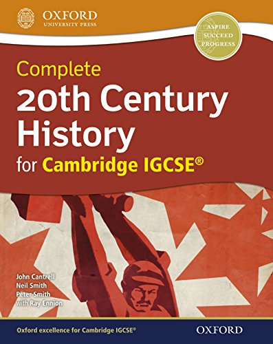 20th Century History for Cambridge IGCSE (Complete Series - Ans Ray