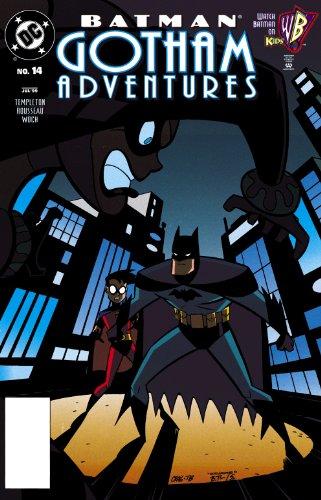 Batman Gotham Adventures - Batman: Gotham Adventures (1998-) #14