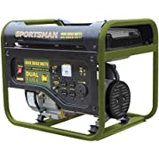 Sportsman 4000W Dual-Fuel Generator, Can run most household appliances and power tools