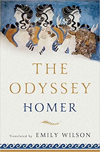Amazon.com: The Odyssey (9780393089059): Homer, Wilson, Emily: Books