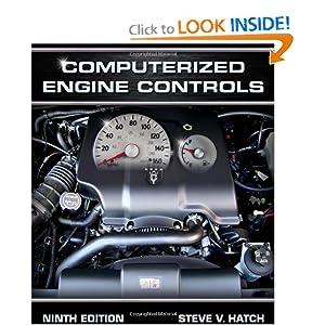 COMPUTERIZED ENGINE CONTROLS Steve V. Hatch