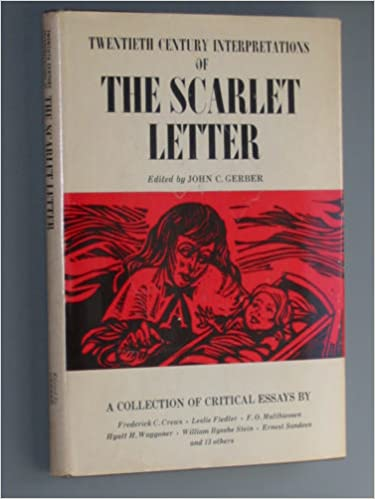 Essay With Thesis Statement Example Amazoncom Twentieth Century Interpretations Of The Scarlet Letter A  Collection Of Critical Essays Th Century Interpretations   John C  High School Years Essay also Thesis Statement For Essay Amazoncom Twentieth Century Interpretations Of The Scarlet Letter  What Is A Thesis For An Essay