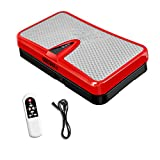 OneTwoFit Fitness Vibration Platform,Vibration Plate Whole Body Vibration Workout Machine Exercise Equipment Workout