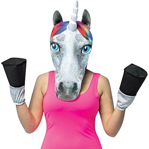 Rasta (Unicorn Hooves Costume)