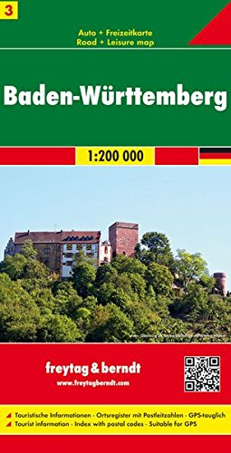Sheet 3, Baden-Wurttemberg