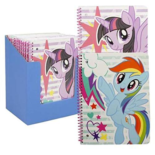 DDI 2323456 My Little Pony 2 Notebook44; Assorted Style - Case of 48 - 48 Per Pack