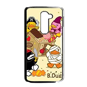 SANLSI Lovely B.Duck fashion cell phone case for LG G2