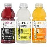 Galaceau Vitamin Water Zero Variety Pack, 20 Oz, 400 fl. oz.