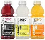 zero vitamin water - Glaceau Vitamin Water Zero Variety Pack, 20 Count