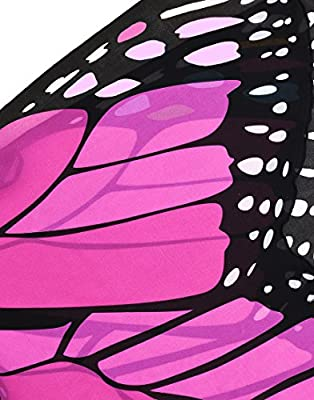 Douglas Dreamy Dress-ups Fanciful Fabric Wings - Pink Monarch Butterfly from Douglas Cuddle Toys