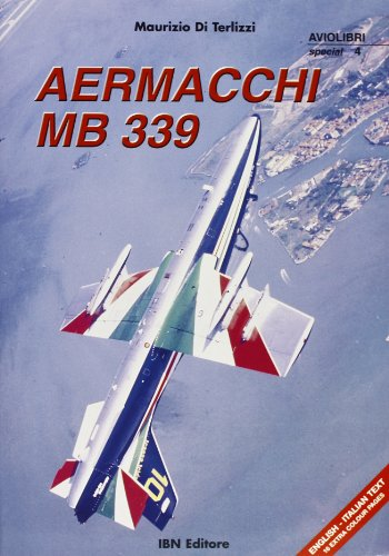 Aermacchi MB 339 - Aviolibri Special 4 for sale  Delivered anywhere in USA